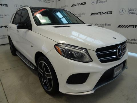 Certified Pre-Owned 2018 Mercedes-Benz GLE GLE43 AMG 4MATIC SUV