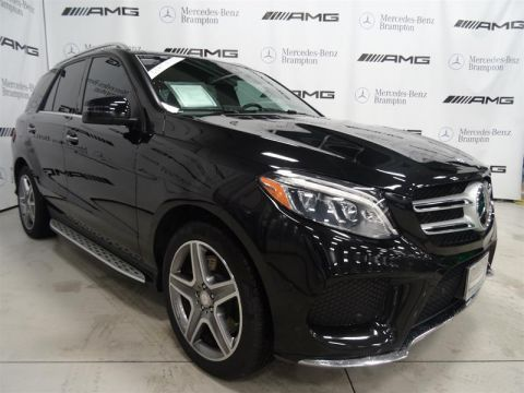 Certified Pre-Owned 2016 Mercedes-Benz GLE GLE550 4MATIC SUV
