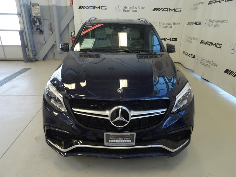 Certified Pre-Owned 2018 Mercedes-Benz GLE GLE63 AMG S 4MATIC SUV