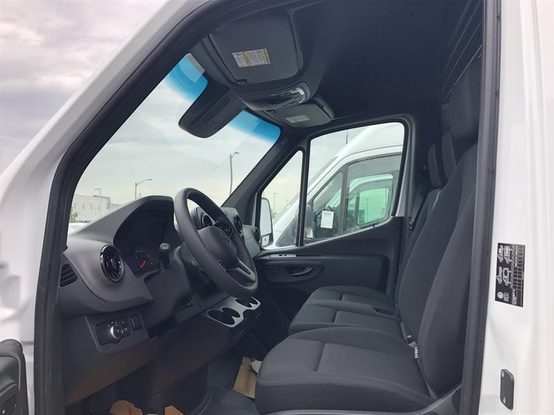 New 2019 Mercedes-Benz S V Sprinter V6 4500 Cargo 170 Ext