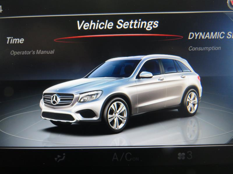 Certified Pre-Owned 2016 Mercedes-Benz GLC GLC300 4MATIC