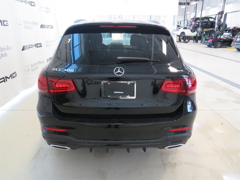 New 2020 Mercedes-Benz GLC GLC300 4MATIC SUV