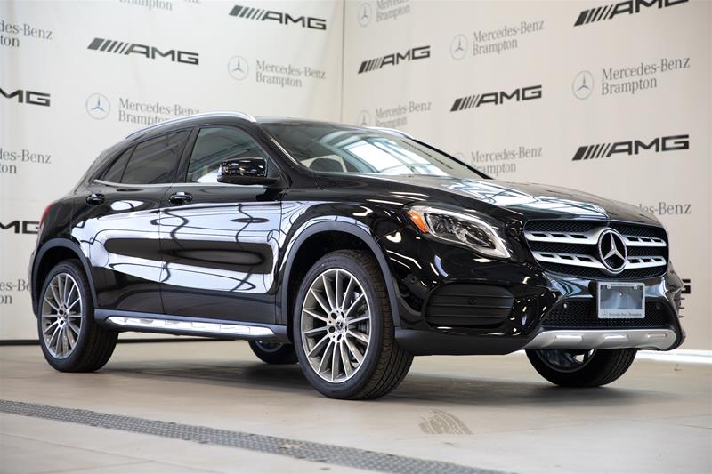 New 2020 Mercedes-Benz GLA GLA250 4MATIC SUV
