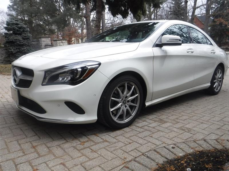 Certified Pre-Owned 2018 Mercedes-Benz CLA CLA250 4MATIC