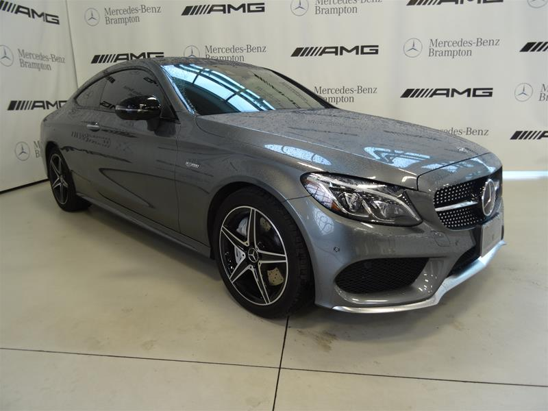Pre-Owned 2018 Mercedes-Benz C-Class C43 AMG 4MATIC