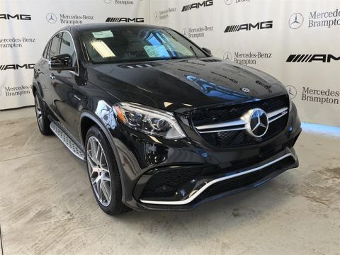 New 2019 Mercedes-Benz GLE GLE63 AMG S 4M