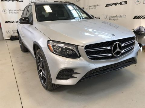 New 2019 Mercedes-Benz GLC GLC300 4MATIC SUV