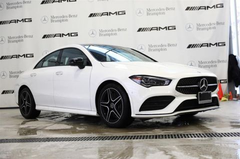 New 2020 Mercedes-Benz CLA CLA250 4MATIC