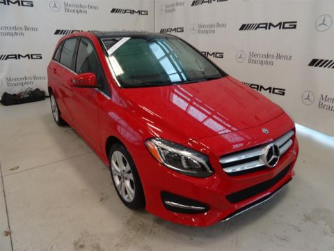 Certified Pre-Owned 2018 Mercedes-Benz B-Class B250 Sports Tourer