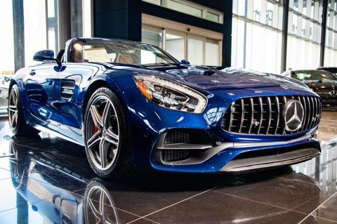 Pre-Owned 2019 Mercedes-Benz AMG GT AMG GT C Roadster